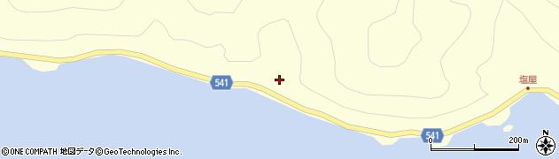 大分県佐伯市上浦大字最勝海浦3581周辺の地図