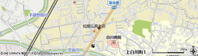 光建周辺の地図