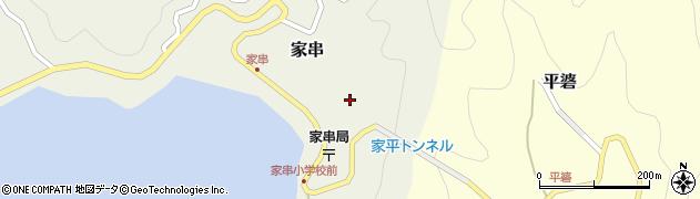 泉法寺周辺の地図