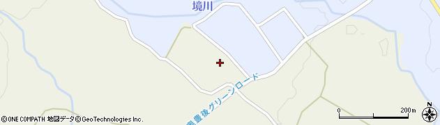 大分県竹田市久住町大字久住1073周辺の地図