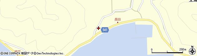 大分県佐伯市上浦大字最勝海浦3763周辺の地図