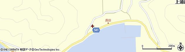 大分県佐伯市上浦大字最勝海浦3762周辺の地図