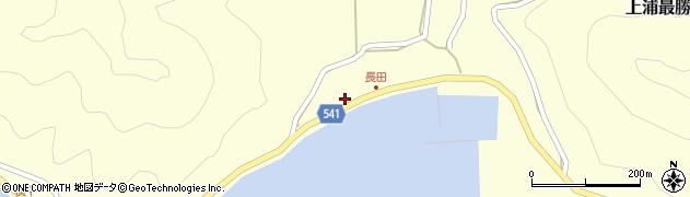 大分県佐伯市上浦大字最勝海浦3740周辺の地図