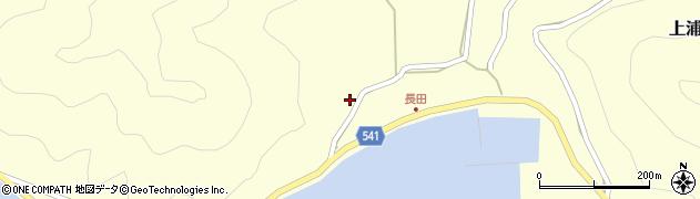 大分県佐伯市上浦大字最勝海浦3781周辺の地図