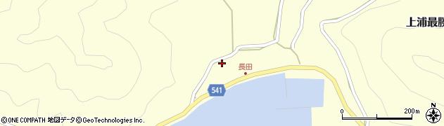 大分県佐伯市上浦大字最勝海浦3790周辺の地図