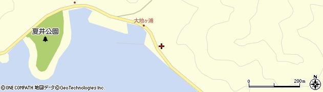 大分県佐伯市上浦大字最勝海浦5355周辺の地図