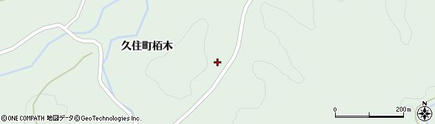 大分県竹田市久住町大字栢木5362周辺の地図