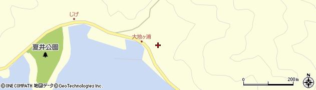 大分県佐伯市上浦大字最勝海浦5362周辺の地図