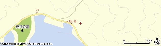 大分県佐伯市上浦大字最勝海浦5360周辺の地図