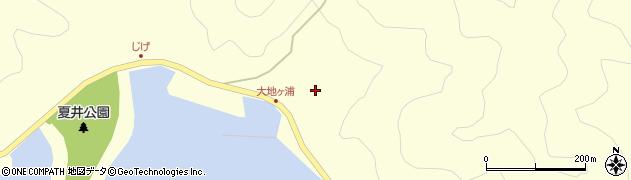 大分県佐伯市上浦大字最勝海浦5358周辺の地図