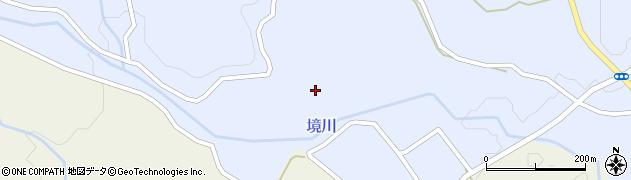 大分県竹田市久住町大字有氏1560周辺の地図
