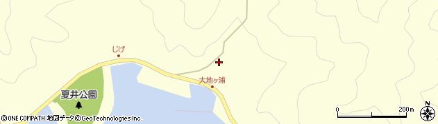 大分県佐伯市上浦大字最勝海浦5325周辺の地図