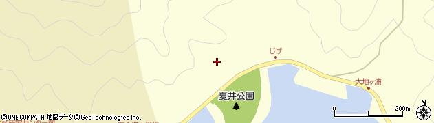 大分県佐伯市上浦大字最勝海浦6105周辺の地図