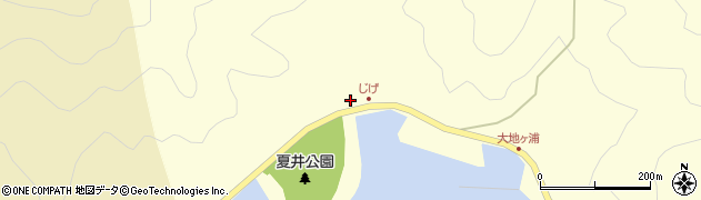 大分県佐伯市上浦大字最勝海浦5965周辺の地図