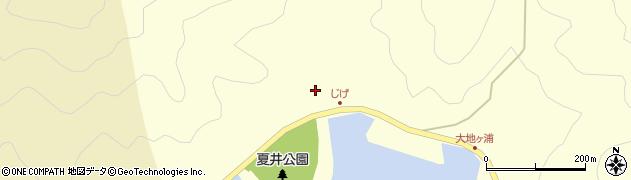 大分県佐伯市上浦大字最勝海浦5961周辺の地図