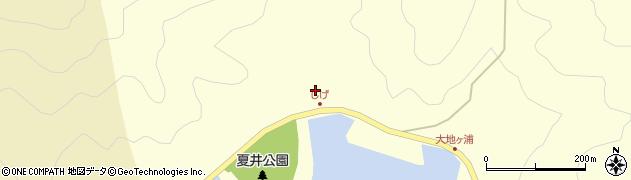 大分県佐伯市上浦大字最勝海浦5419周辺の地図