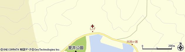 大分県佐伯市上浦大字最勝海浦5436周辺の地図