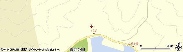 大分県佐伯市上浦大字最勝海浦5432周辺の地図