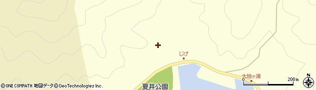 大分県佐伯市上浦大字最勝海浦6025周辺の地図
