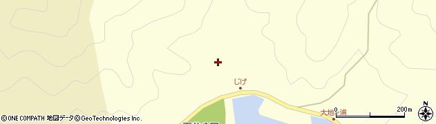 大分県佐伯市上浦大字最勝海浦5987周辺の地図
