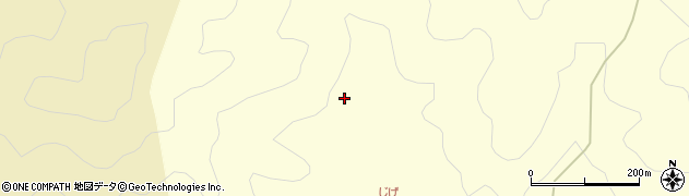 大分県佐伯市上浦大字最勝海浦夏井周辺の地図