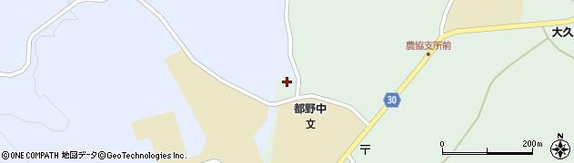 大分県竹田市久住町大字栢木6050周辺の地図