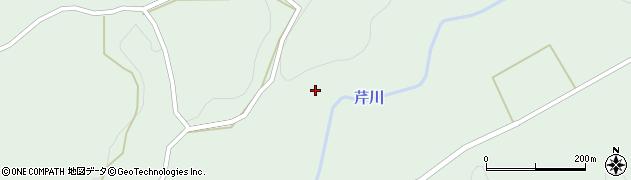 大分県竹田市久住町大字栢木6386周辺の地図
