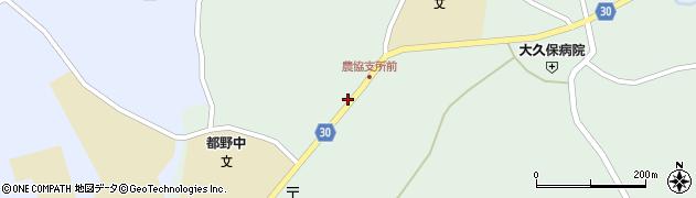 大分県竹田市久住町大字栢木6043周辺の地図