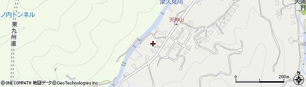 大分県津久見市津久見5977周辺の地図