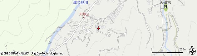 大分県津久見市津久見6082周辺の地図