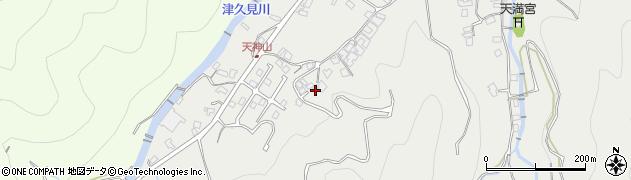 大分県津久見市津久見5753周辺の地図
