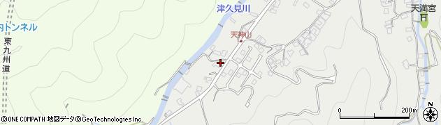 大分県津久見市津久見5979周辺の地図