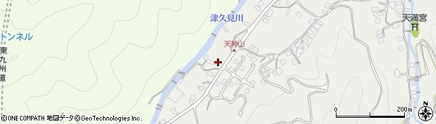 大分県津久見市津久見5966周辺の地図