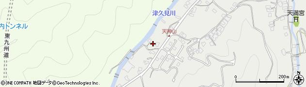 大分県津久見市津久見5967周辺の地図