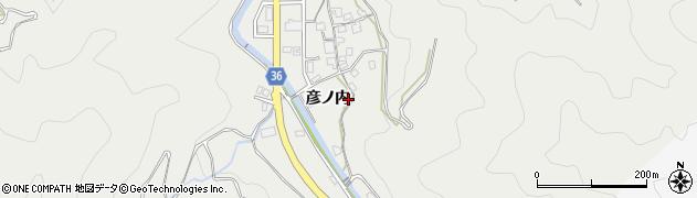大分県津久見市津久見1396周辺の地図