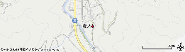 大分県津久見市津久見1399周辺の地図