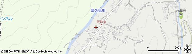 大分県津久見市津久見5964周辺の地図