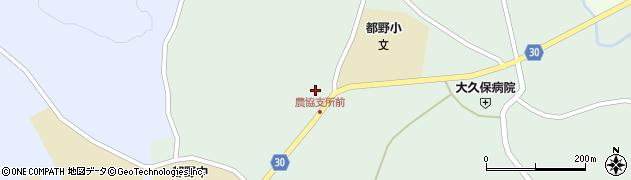大分県竹田市久住町大字栢木6045周辺の地図