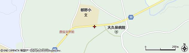 大分県竹田市久住町大字栢木6333周辺の地図