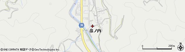 大分県津久見市津久見1258周辺の地図
