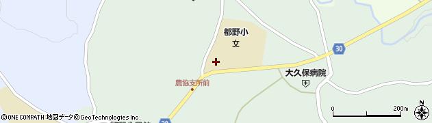 大分県竹田市久住町大字栢木6042周辺の地図