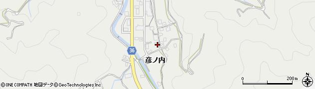大分県津久見市津久見1225周辺の地図