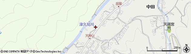 大分県津久見市津久見6952周辺の地図