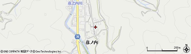 大分県津久見市津久見1207周辺の地図