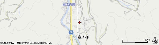 大分県津久見市津久見1263周辺の地図