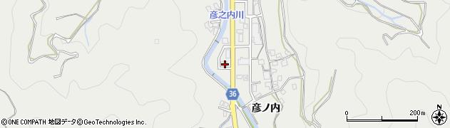 大分県津久見市津久見1350周辺の地図