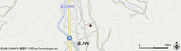 大分県津久見市津久見1204周辺の地図