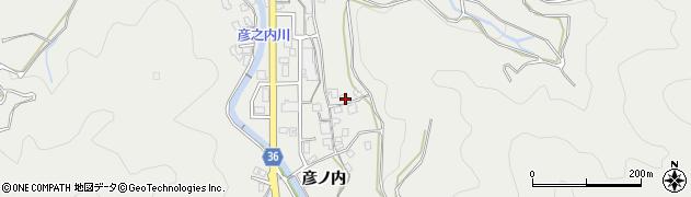 大分県津久見市津久見1187周辺の地図
