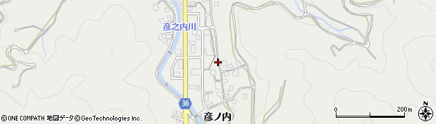 大分県津久見市津久見1250周辺の地図