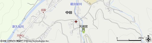 大分県津久見市津久見5119周辺の地図